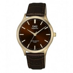 Reloj Caballero Acero Sumergible de Q&Q by Citizen S278J102Y