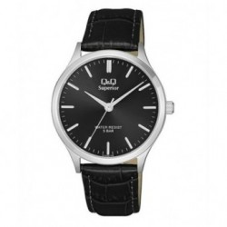 Reloj Caballero Acero Sumergible de Q&Q by Citizen S278J302Y