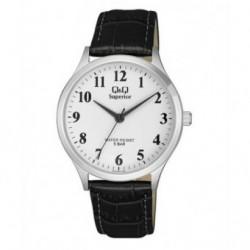 Reloj Caballero Acero Sumergible de Q&Q by Citizen S278J304Y