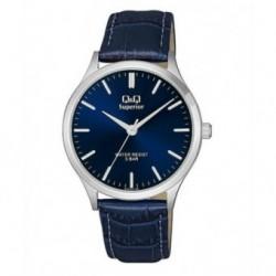 Reloj Caballero Acero Sumergible de Q&Q by Citizen S278J312Y