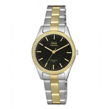 Reloj Sumergible bicolor para Señora de Q&Q by Citizen S295J402Y