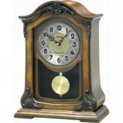 Reloj Sobremesa de Madera Musical RHYTHM CRJ717CR06