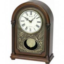 Reloj Sobremesa de Madera Musical RHYTHM CRJ731NR06