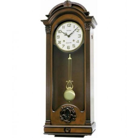 Reloj Pared Musical de madera RHYTHM CMJ397NR06