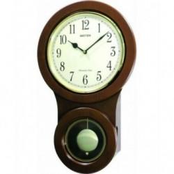 Reloj Pared Musical de madera RHYTHM CMJ499FR06
