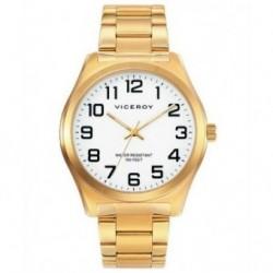 Reloj Pulsera Viceroy 40513-94 Caballero Acero Sumergible