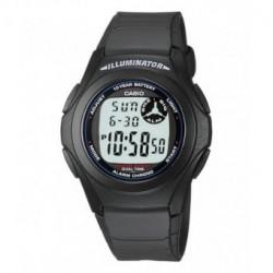 Reloj digital hombre CASIO F-200W-1AEF