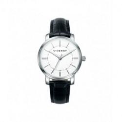 Reloj para señora con correa y calendario VICEROY 40836-87