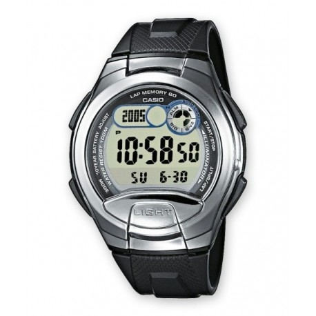 Correa original para reloj Casio W-752-1A, W-752-2B, W-752-9B, W-753-1A, W-755-1A