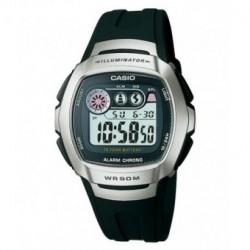 Correa original para reloj Casio W-210-1A, W-210-1B, W-210-1C, W-210-1D