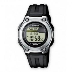 Correa original para reloj Casio W-211-1A, W-211-1B