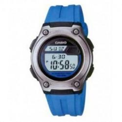 Correa original color azul claro para reloj Casio W-211-2B