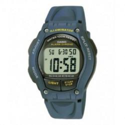 Correa original color azul para reloj Casio W-732H-2A