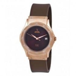 Correa para reloj DOGMA de 18 milimetros color marrón con cierre