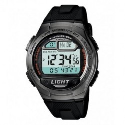 Correa original color negro para reloj Casio W-734-2A