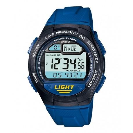 Encuentra Casio correa original color azul oscuro para el reloj