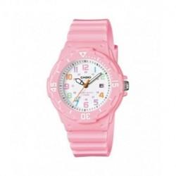 Casio correa original color rosa para el reloj LRW-200H-4B2