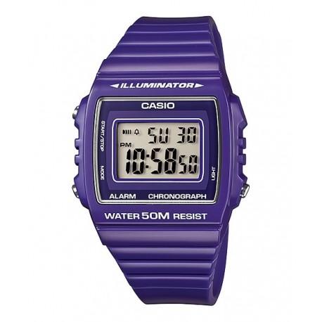 Encuentra Casio correa original color lila brillo para el reloj