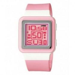 Casio correa original color rosa para el reloj LDF-20-4A