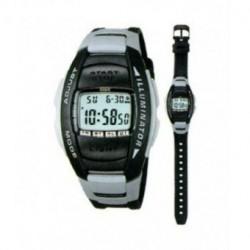 Casio correa original color negro/gris para el reloj LW-120H-1A, LW-120H-1B