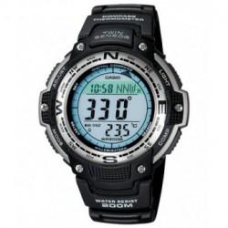 Casio correa original color negro para el reloj SGW-100-1V