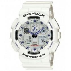 G-SHOCK Color rojo correa original para reloj Casio GA-100B-7A, GA-110-7A, GD-100W-7, GW-8900TR-7