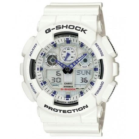 1a4e39afdfab G-SHOCK Color rojo correa original para reloj Casio GA-100B-7A