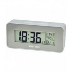 Despertador Digital RHYTHM con calendario en español LCT086NR03