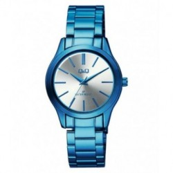 Reloj de moda color azul metalizado para mujer de Q&Q fabricado por Citizen QZ29J421Y