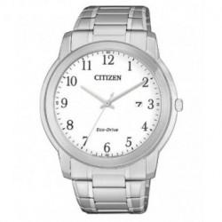 Reloj Eco-Drive Caballero clasico con numeros sumergible CITIZEN AW1211-80A