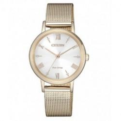 Reloj Eco-Drive con estilo para mujer CITIZEN EM0576-80A