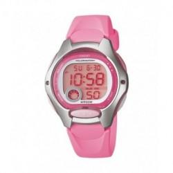 Correa original color rosa para el reloj Casio LW-200-4B