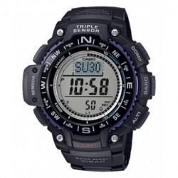 Correa original color negro para el reloj Casio SGW-1000-1A