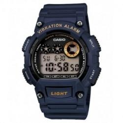 Correa original para reloj Casio AEQ-110BW-2A, AQ-S810W-2A