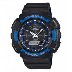 Correa original color negro para el reloj Casio AD-S800WH-2A2