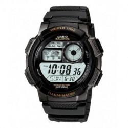 Correa original para reloj Casio AE-100W-1A, AE-1100W-1A