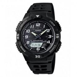 Correa original color negro para el reloj Casio AQ-S800W-1B