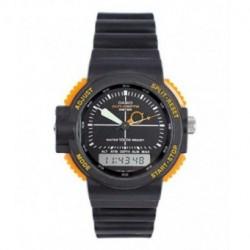 Correa original color negro para el reloj Casio ARW-320AT-1B