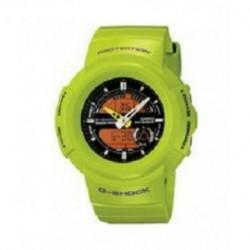 Correa original color verde para reloj Casio AW-582SC-3A