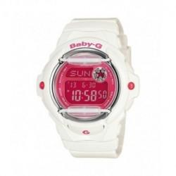 Correa original color blanca para reloj Casio Baby-G BG-169R-7A