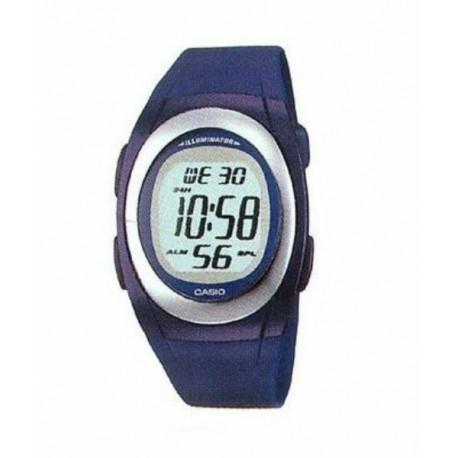 Encuentra Correa original color azul para reloj Casio F E10 2A