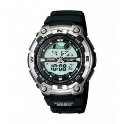 Correa original color negro para el reloj Casio AQW-100-1A