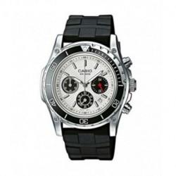 Correa original para reloj Casio MTD-1056-7A, MDV-500-7A