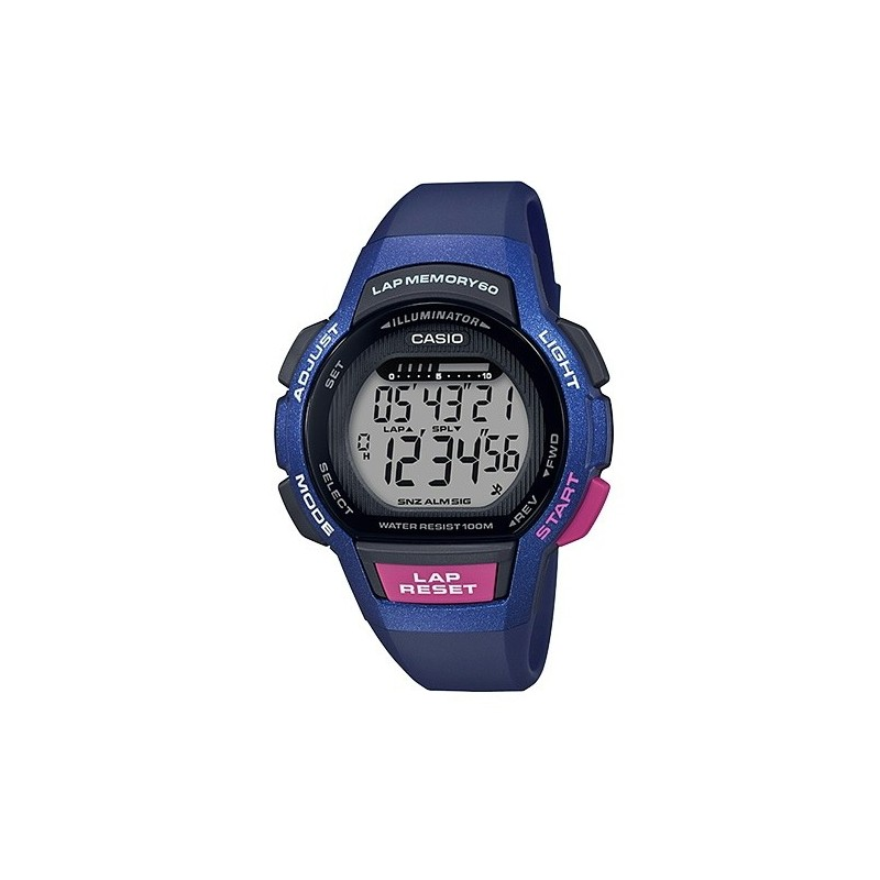 Descubre Reloj digital mujer CASIO LW 1000H 2A, Envio Gratis
