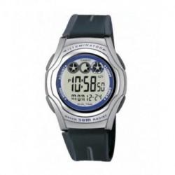 Correa original color negro para el reloj Casio W-E11-1A