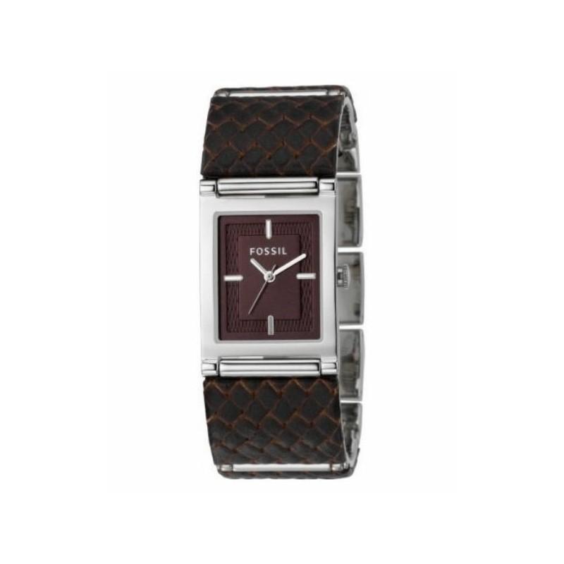 Códigos promocionales comprar popular gama completa de artículos Compra oferta reloj FOSSIL tipo pulsera para mujer ES2311 ...