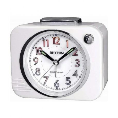 Despertador Silencioso RHYTHM CRA827NR03