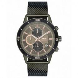 Reloj deportivo multifuncion para hombre Slazenger SL.09.6199.2.05