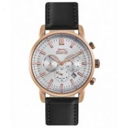 Reloj vestir sumergible para hombre Slazenger SL.09.6201.2.01