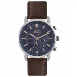 Reloj vestir sumergible para hombre Slazenger SL.09.6201.2.02